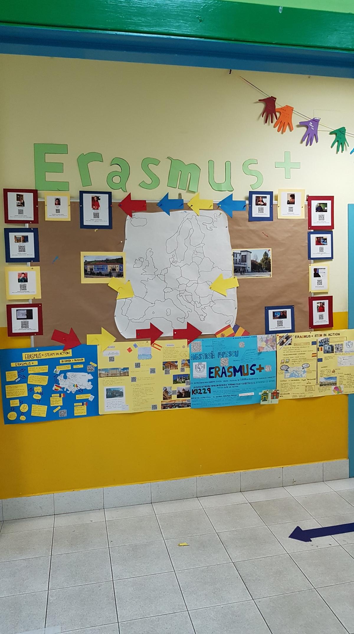 """Erasmus+ """"STEM in Action"""": Actividades para la participación en lasmovilidades"""